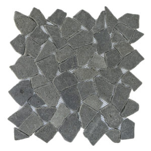 Mosaic Black Gray 30×30 Y