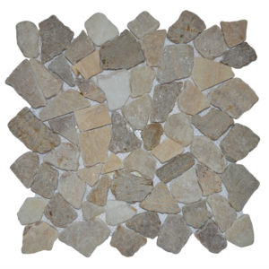 Mosaic Mix Onyx – Sunset Brown 30×30 Y