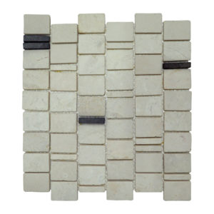 Parquet 3.5 X 4.8 + 1 X 4.8 Mix Cream – Grey Y