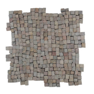 Mosaic Random Small Yucatan Brown 30×30