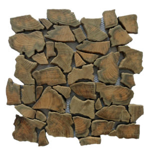 Wood Panels07 Natural Root 30x30x1,5