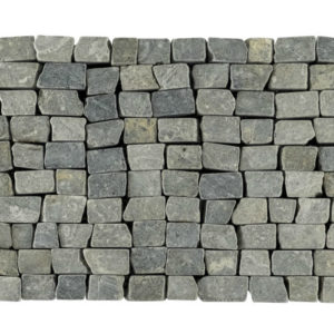 Brick Mosaic Light Gray Tumble 30×15 Y