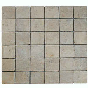 Parquet 5×5 Sunset Brown Tumble 30×30 S