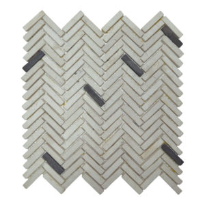 Parquet 1 X 4.8 Mix Cream – Grey Y