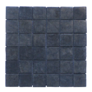 Parquet 5×5 Gray Blue Tumble 30×30 Y