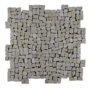 Mosaic Random Small Light Brown 30×30