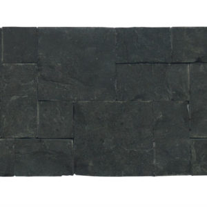Wall Cladding06 Gray Black Andesite 20X50