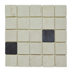 Parquet 5.8 X 5.8 Mix Cream – Grey Y