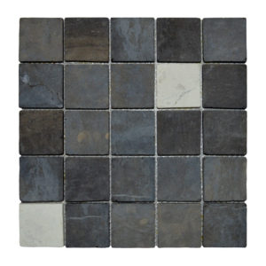 Parquet 5.8 X 5.8 Mix Grey – Cream Y