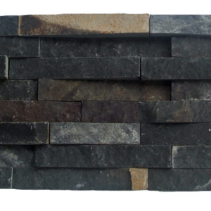 Stack Black Slate Wall Cladding 01A-SH 20x40x1,5-2,5