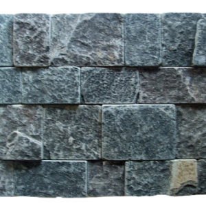 Black Slate Wall Cladding 9E-SH 25X40X1,5-2,5