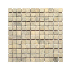 Parquet 2.4×2.4 Sunset Brown Tumble 30×30 Y