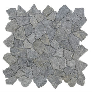 Mosaic Light Gray 30×30 Y
