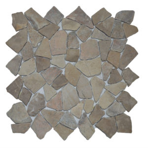 Mosaic Light Brown 30×30 Y