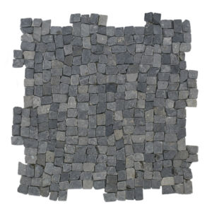 Mosaic Random Small Gray Blue 30×30