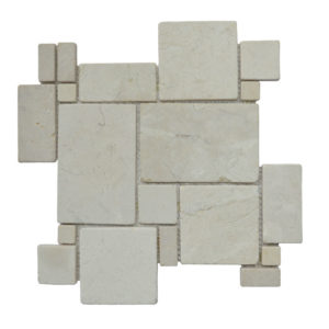 MOSAIC RANDOM BIG Cream 30×30 Y