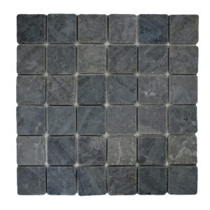 Parquet 5×5 Gray Blue Tumble 30×30 S