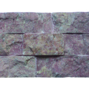 Wall Cladding01 Dark Tera Cotta (red) 15×50