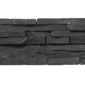 Wall Cladding05 Gray Black Andesite 10×50