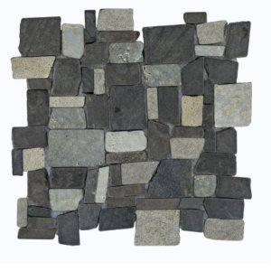 Mosaic Random Mix Gray – Light Gray 30×30