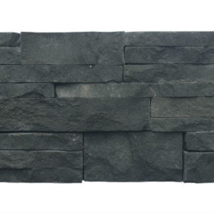Wall Cladding07 Gray Black Andesite 15X50