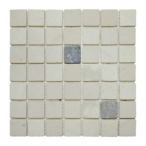 Parquet 4 X 4 Mix Cream – Light Grey Y