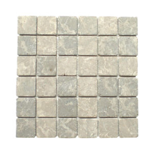 Parquet 5×5 Light Gray Tumble 30×30 S