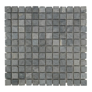 Parquet 2.4×2.4 Gray Blue Tumble 30×30 Y