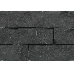 Wall Cladding01 Gray Black Andesite 15×50