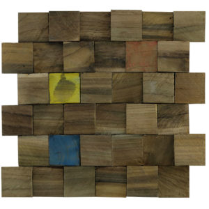 Wood Panels14 5×5 30x30x1 -2,5 Smooth Colour Up Down