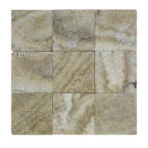Parquet 10×10 Sunset Brown Tumble 30×30 Y