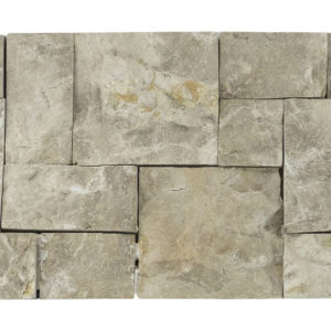 Wall Cladding06 Pastel Gray (light Yellow) 20X50