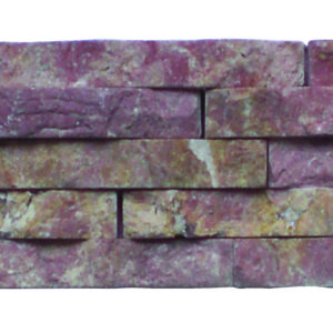 Wall Cladding03 Dark Terra Cotta  10×50