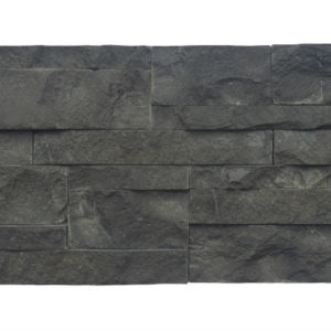 Wall Cladding04 Gray Black Andesite 20×50
