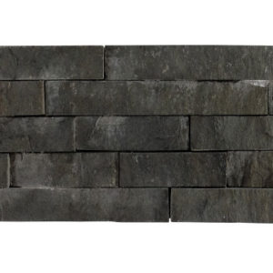 Wall Cladding03 Gray Black Andesite 10×50